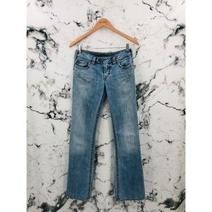 Silver Jeans Tina Boot Cut Light Wash Jeans